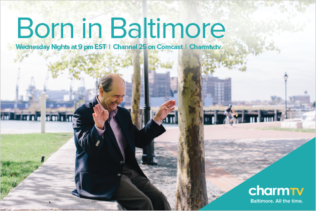Charm TV Born in Baltimore Poster