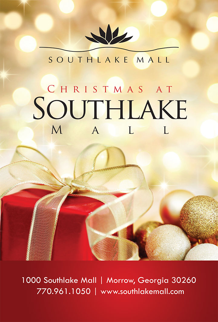 Southlake Mall Marketing Booklet Design